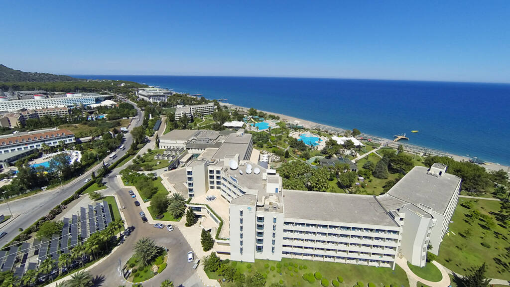 Mirage Park Hotel Drone Çekimi 3