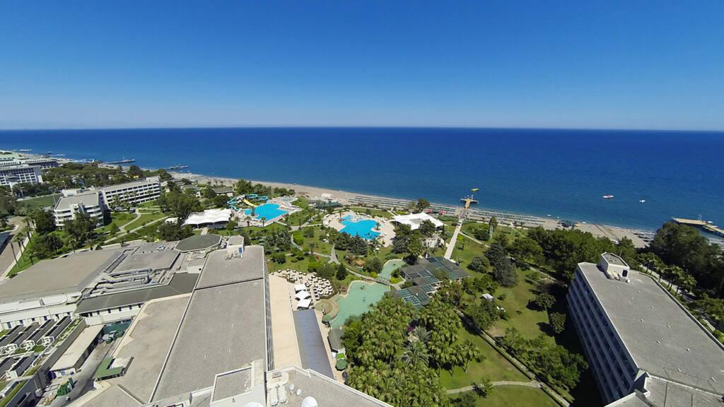 Mirage Park Hotel Drone Çekimi 4