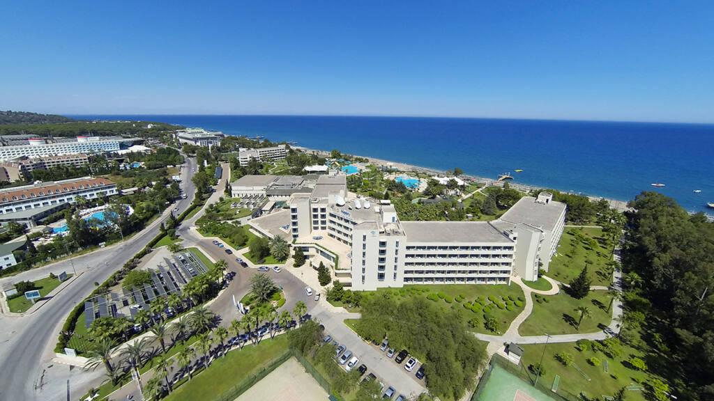 Mirage Park Hotel Drone Çekimi 7