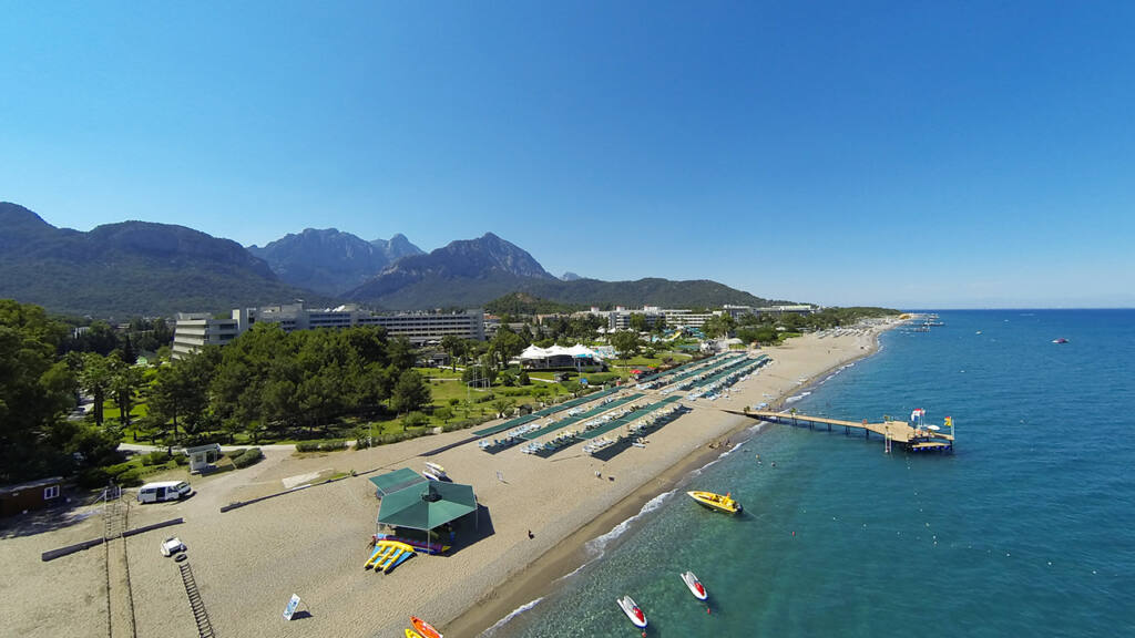 Mirage Park Hotel Drone Çekimi 8