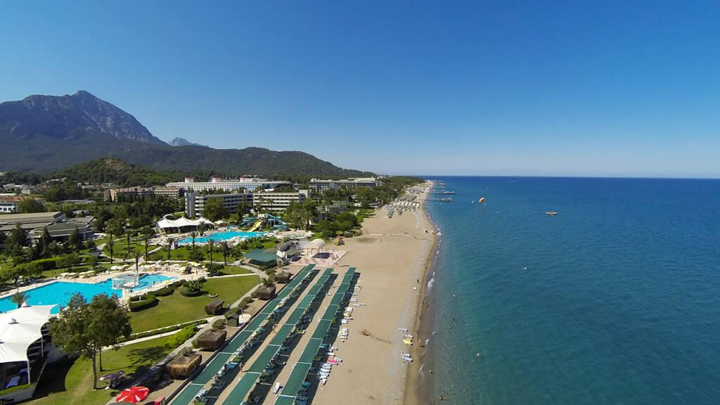 Mirage Park Hotel Drone Çekimi 9
