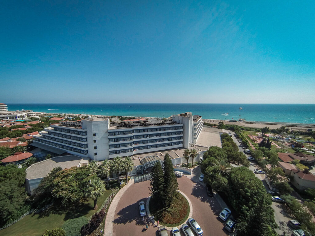 Starlight Club Hotel Drone Çekimi -04