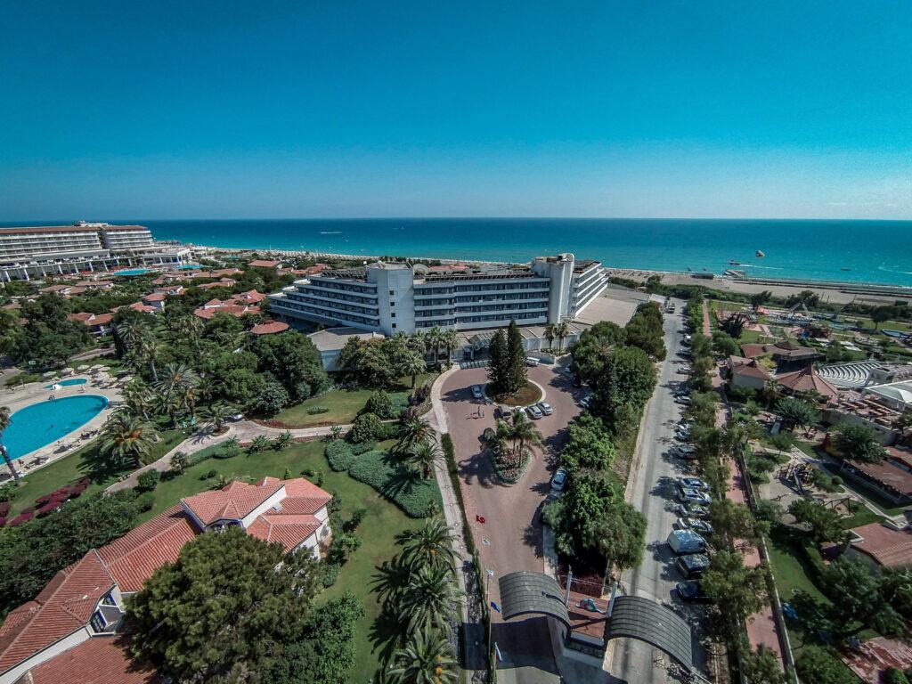 Starlight Club Hotel Drone Çekimi -05