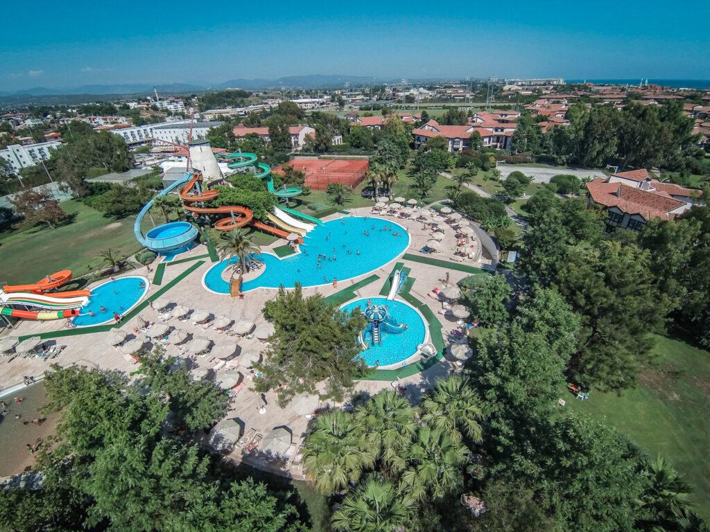 Starlight Club Hotel Drone Çekimi -06