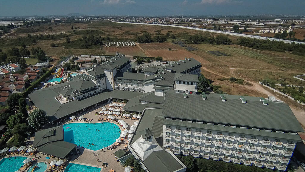 Vera Resort Hotel Havadan Çekim 05