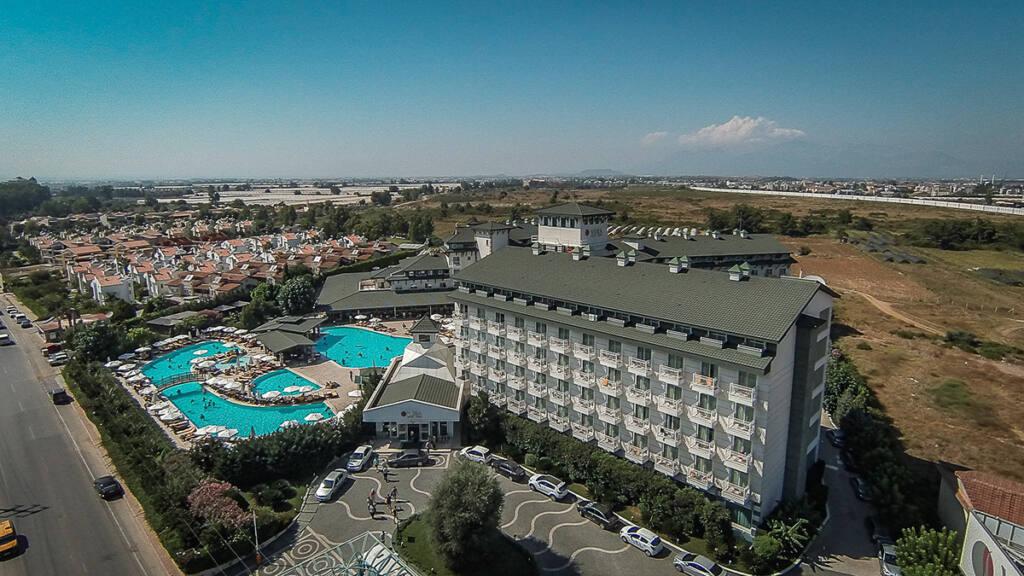Vera Resort Hotel Havadan Çekim 07