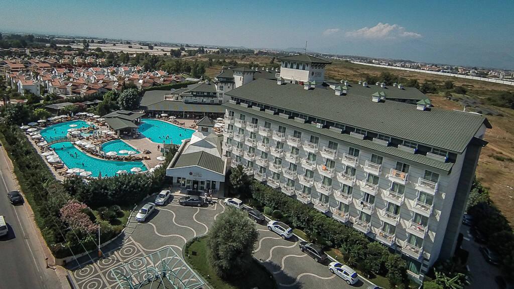 Vera Resort Hotel Havadan Çekim 09