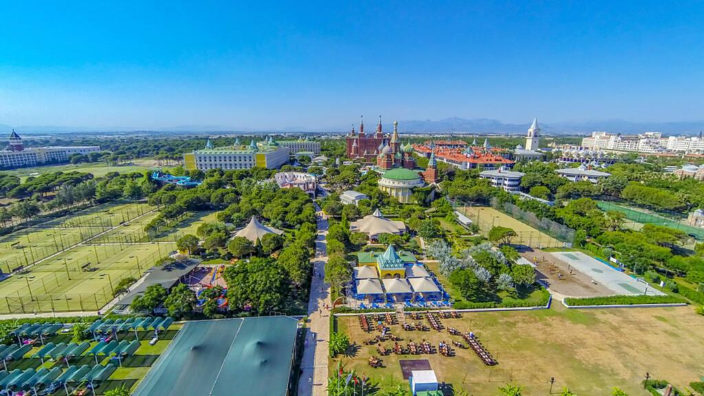 Wow Kremlin Palace Havadan Fotoğraf Çekimi 1