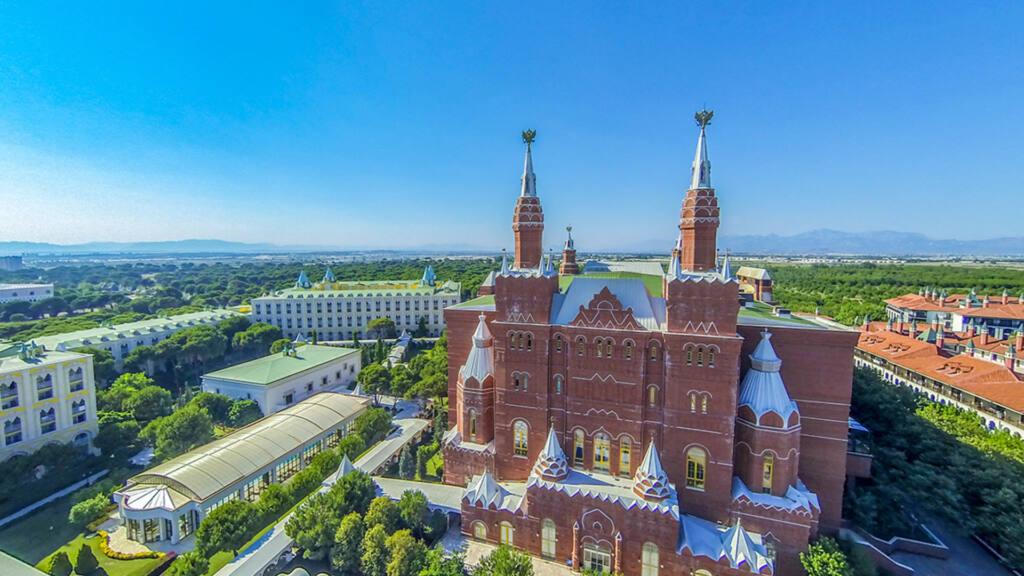 Wow Kremlin Palace Havadan Fotoğraf Çekimi 10