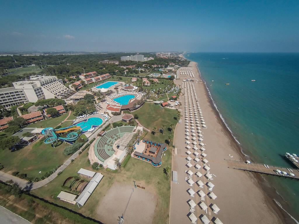Zeynep Sentido Resort Havadan Çekim 00006