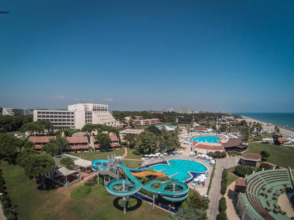 Zeynep Sentido Resort Havadan Çekim