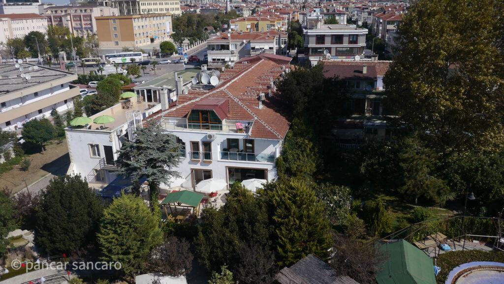 Turkuaz Hotel Havadan Fotoğraf Çekimi -2