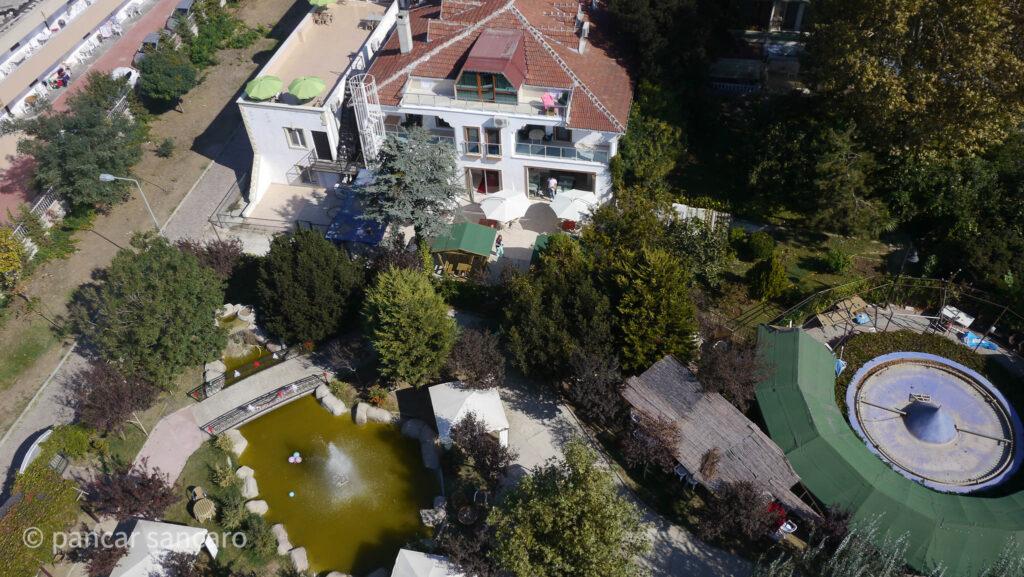 Turkuaz Hotel Havadan Fotoğraf Çekimi -3