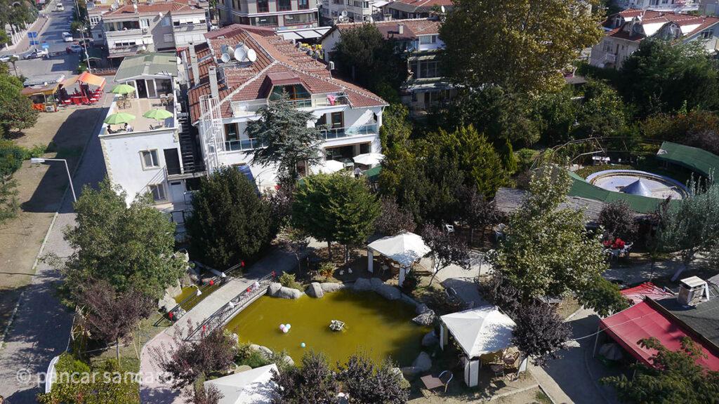 Turkuaz Hotel Havadan Fotoğraf Çekimi -4