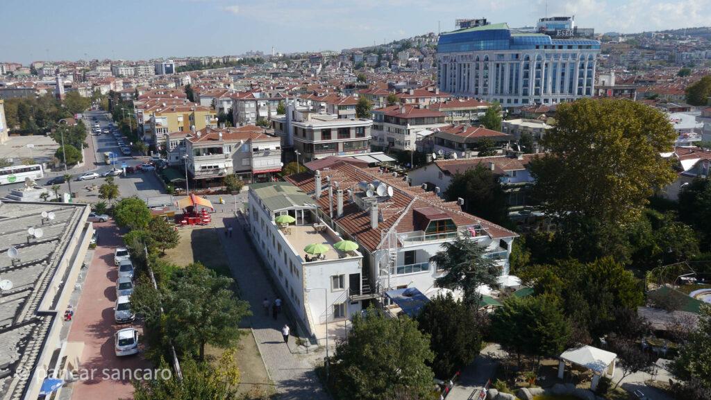 Turkuaz Hotel Havadan Fotoğraf Çekimi -7