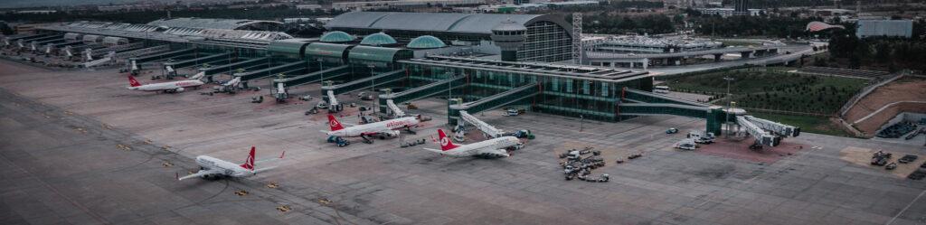 Adnan Menderes Havalimanı Çekimi 1
