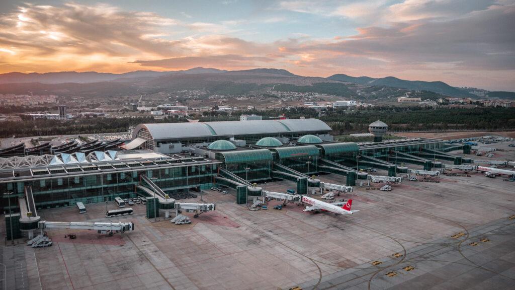 Adnan Menderes Havalimanı Çekimi 11