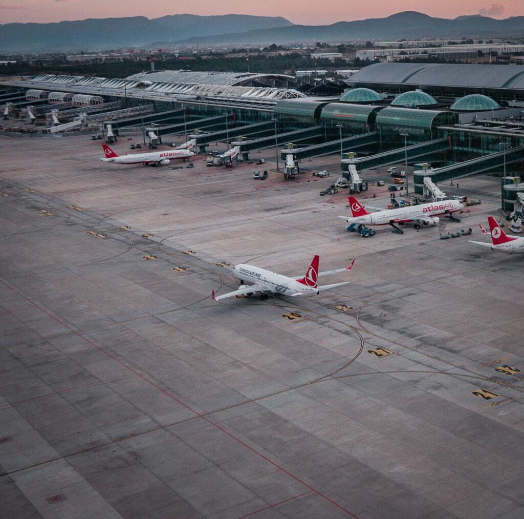 Adnan Menderes Havalimanı Çekimi 13
