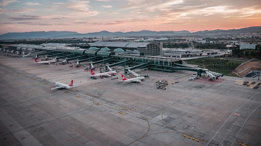 Adnan Menderes Havalimanı Çekimi 14