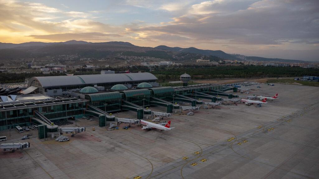 Adnan Menderes Havalimanı Çekimi 15