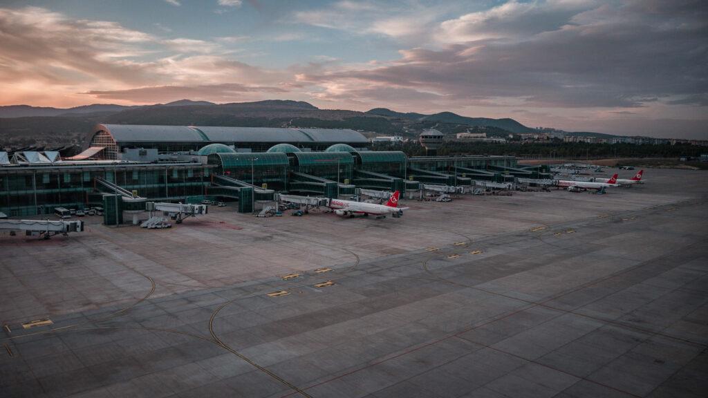 Adnan Menderes Havalimanı Çekimi 16