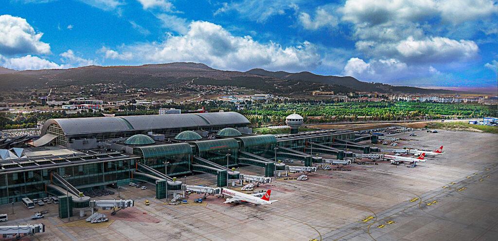 Adnan Menderes Havalimanı Çekimi 17