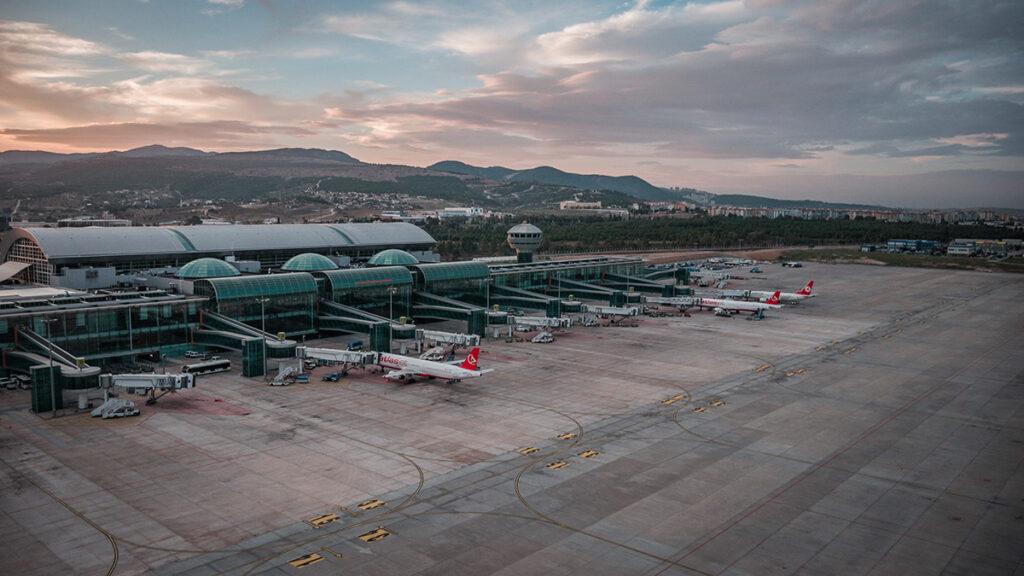 Adnan Menderes Havalimanı Çekimi 18