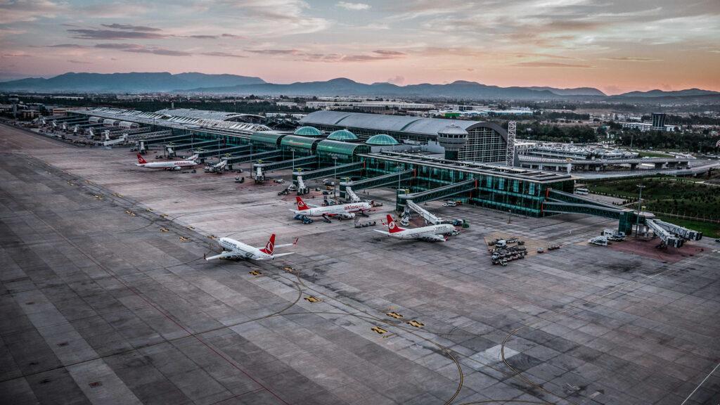 Adnan Menderes Havalimanı Çekimi 2
