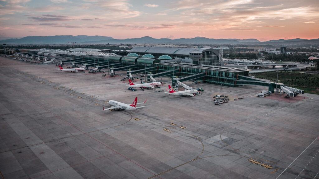 Adnan Menderes Havalimanı Çekimi 4