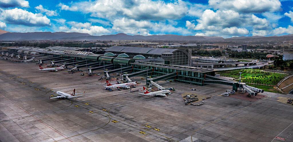Adnan Menderes Havalimanı Çekimi 6