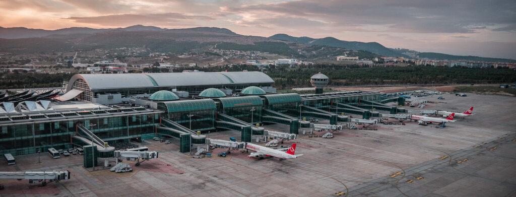 Adnan Menderes Havalimanı Çekimi 7