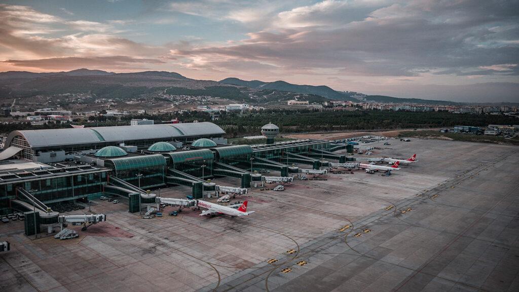 Adnan Menderes Havalimanı Çekimi 9