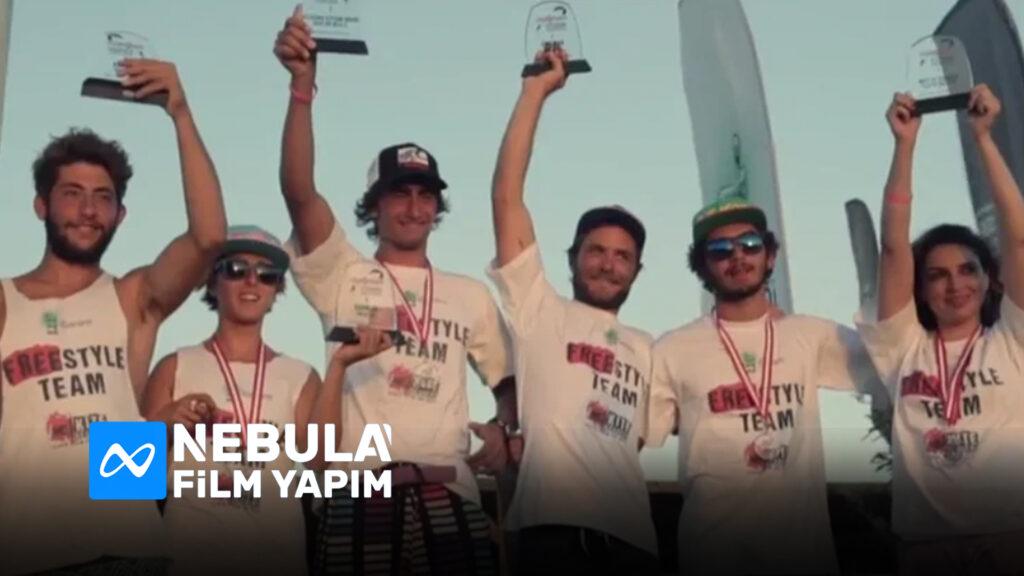 Garanti Bankası Freestyle Kitesurf 1