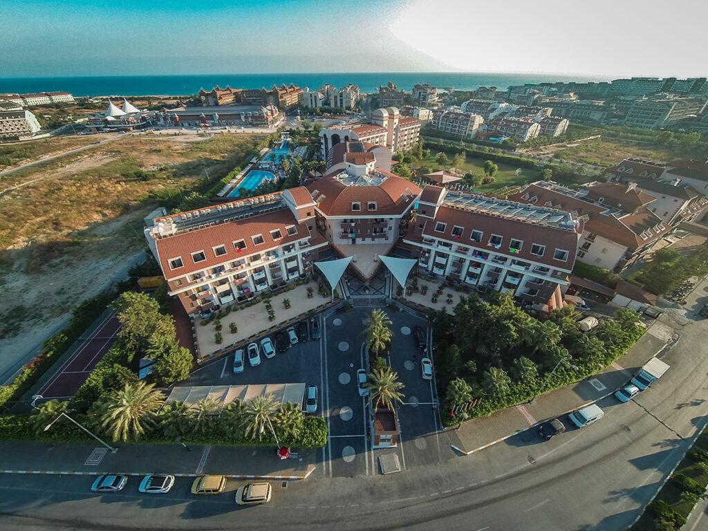Hane Family Hotel Drone Çekimi 5