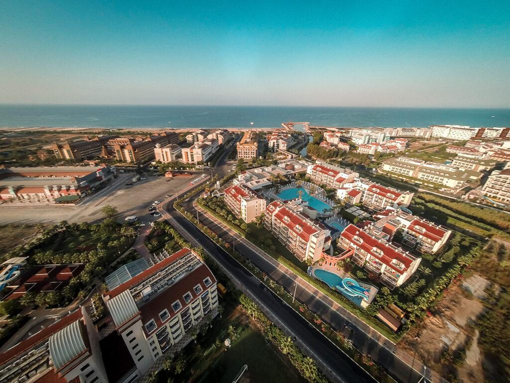 Hane Family Hotel Drone Çekimi 6