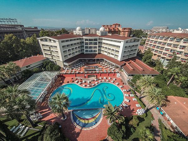 Hane Family Resort Drone Çekimi 1
