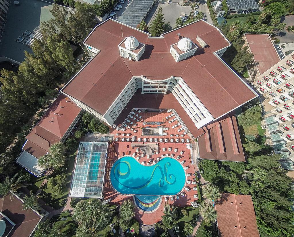 Hane Family Resort Drone Çekimi 2