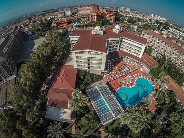 Hane Family Resort Drone Çekimi 3