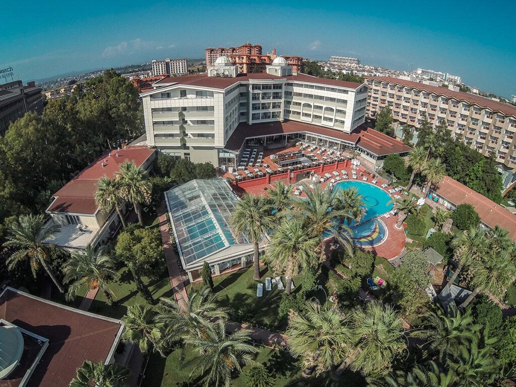 Hane Family Resort Drone Çekimi 7