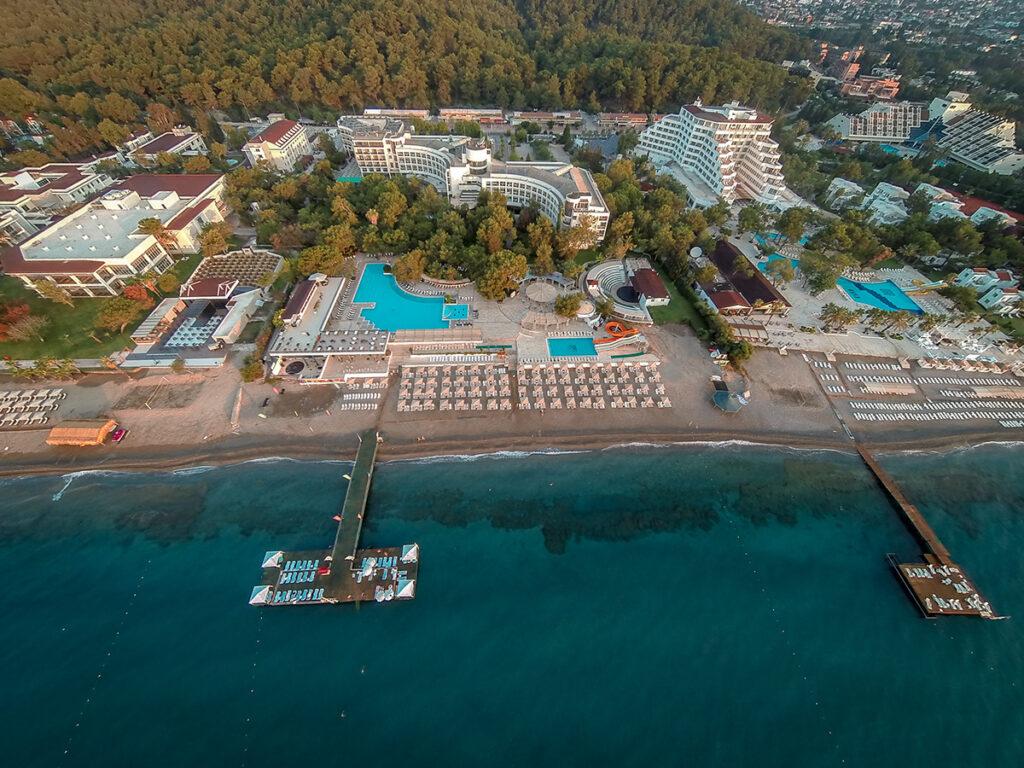 Majesty La Mer Art Club Drone Çekimi 10
