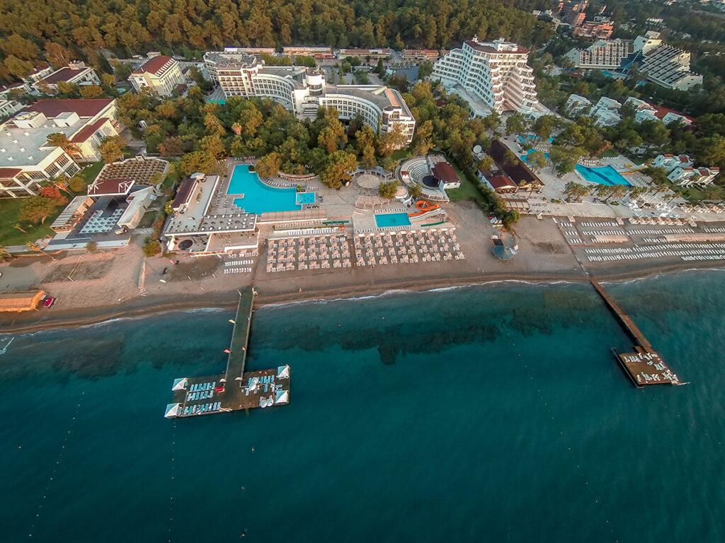 Majesty La Mer Art Club Drone Çekimi 11