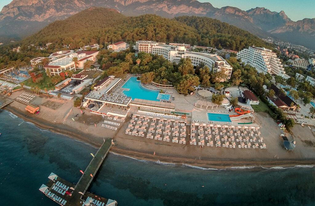 Majesty La Mer Art Club Drone Çekimi 12