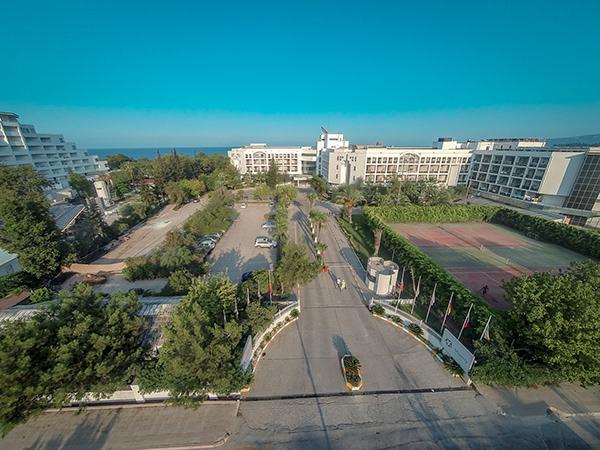Majesty La Mer Art Club Drone Çekimi 9