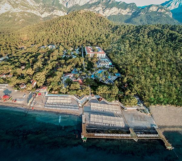 Majesty LaMerArt Resort Hotel Çekimi 1
