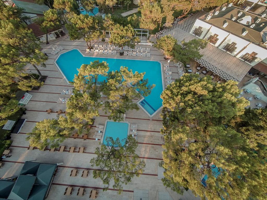 Majesty LaMerArt Resort Hotel Çekimi 2