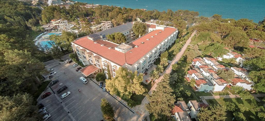 Majesty LaMerArt Resort Hotel Çekimi 5