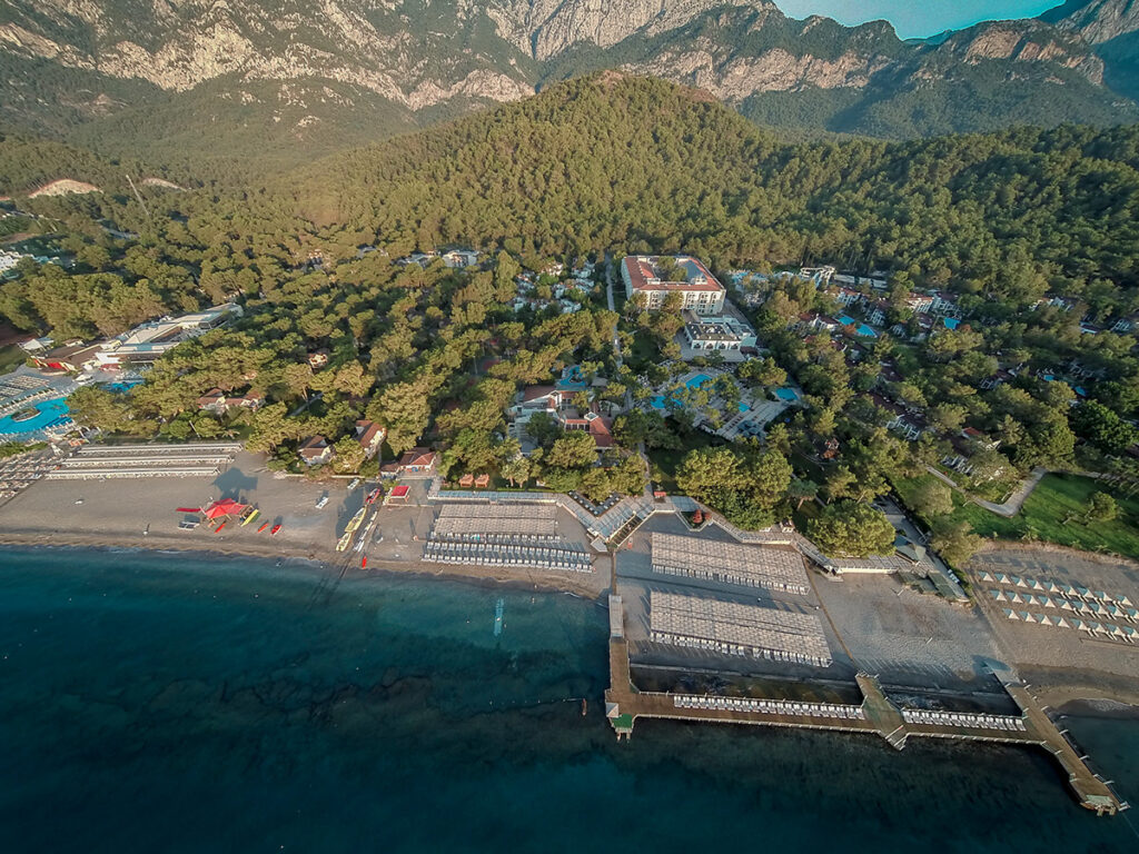 Majesty LaMerArt Resort Hotel Çekimi 6