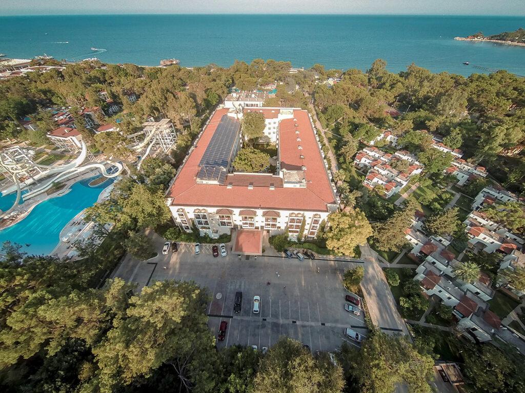 Majesty LaMerArt Resort Hotel Çekimi 8