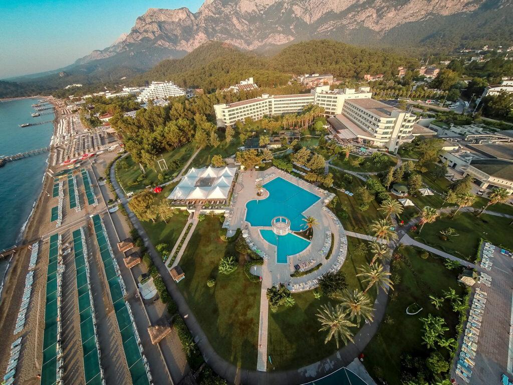 Majesty Mirage Hotel Drone Çekimi 1
