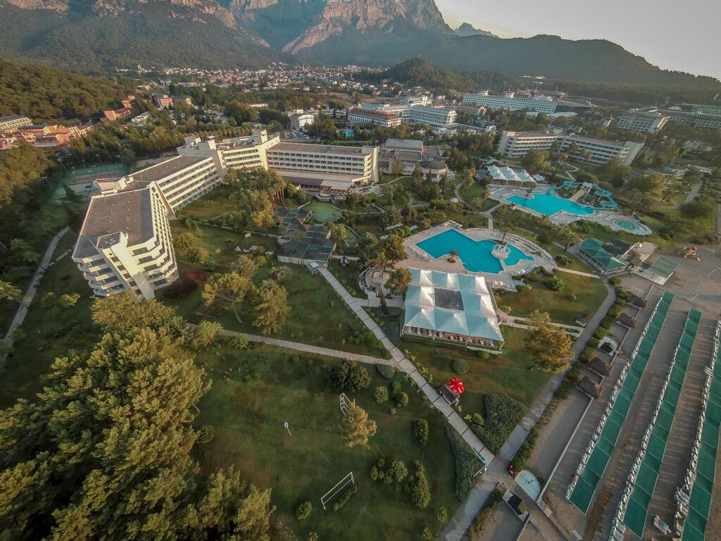 Majesty Mirage Hotel Drone Çekimi 2